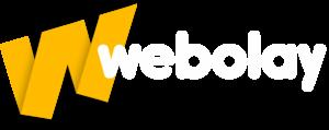 Webolay Logo Beyaz