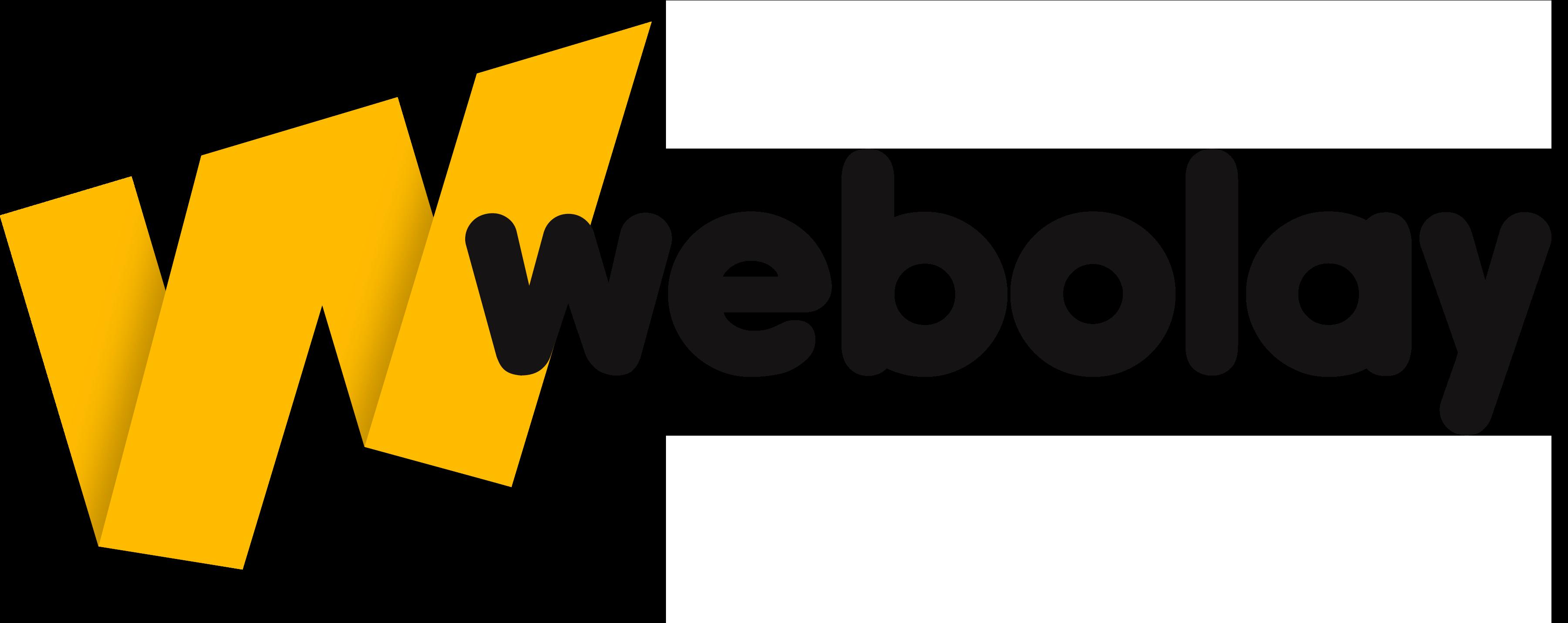 Webolay Logo